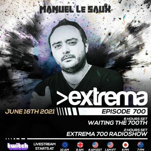 Manuel Le Saux - Extrema 700 (2021-06-16)