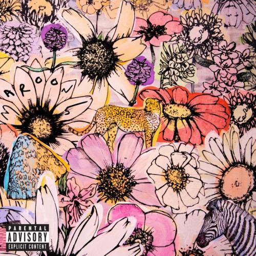 Maroon 5 - JORDI (Deluxe) (2021)