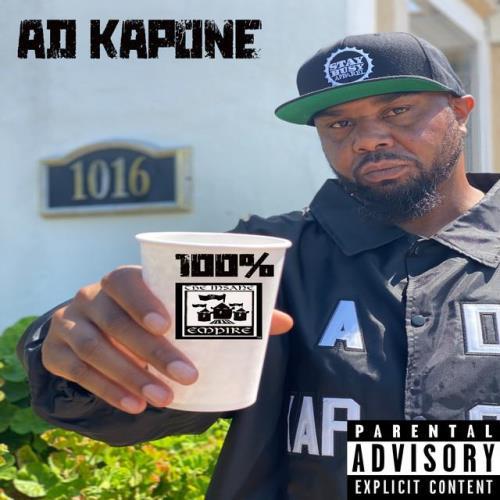 AD Kapone - 100% (2021)