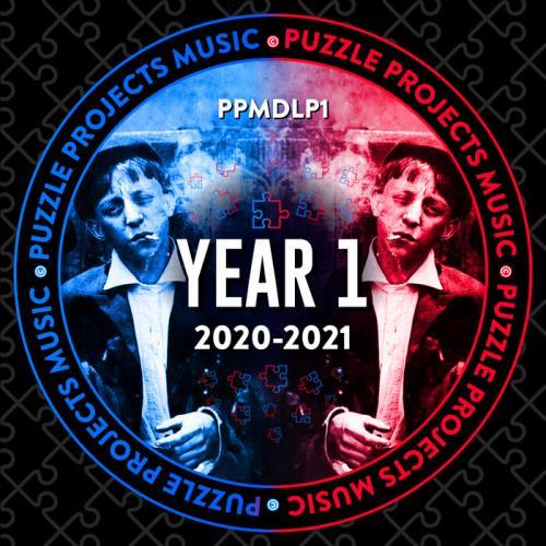 YEAR 1 - PuzzleProjectsMusic (2021)