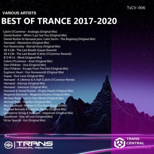 Trans Original Records: Best Of 2017-2020 (2021)