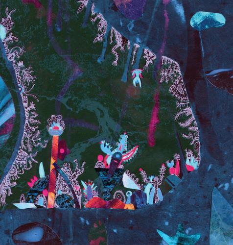 Cafe de la Jungle - Dancing With Cicadas EP (2021)