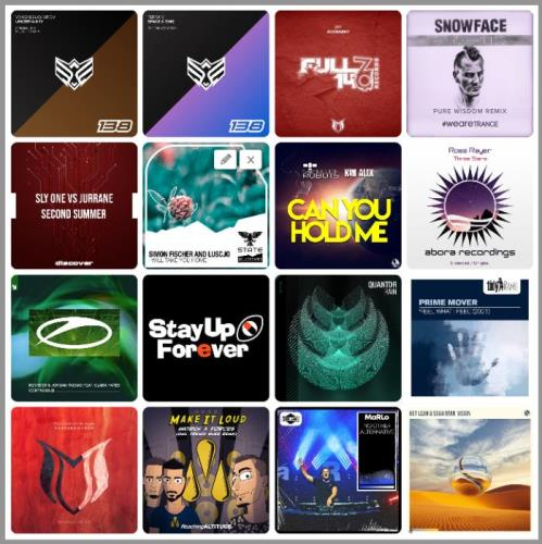 Fresh Trance Releases 316 (2021)