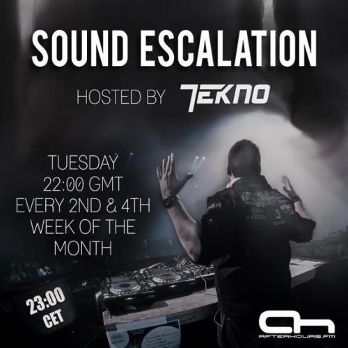 TEKNO & Holbrook & SkyKeeper - Sound Escalation 203 (2021-07-13)