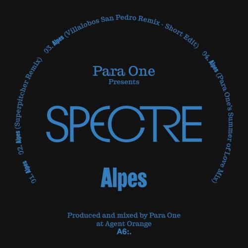 Para One - SPECTRE: Alpes (2021)
