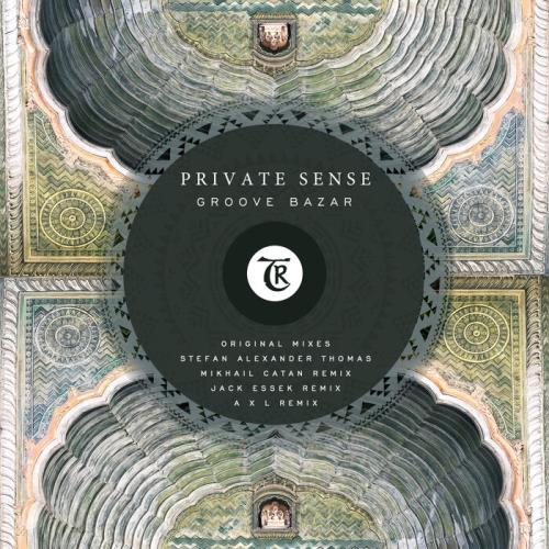 Private Sense - Groove Bazaar (2021)