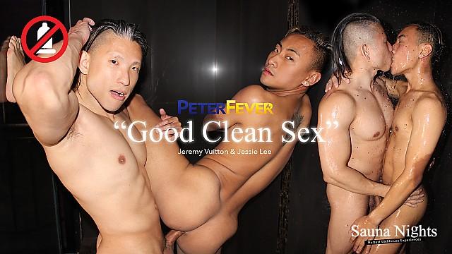 [PeterFever] Sauna Nights 2: Good Clean Sex