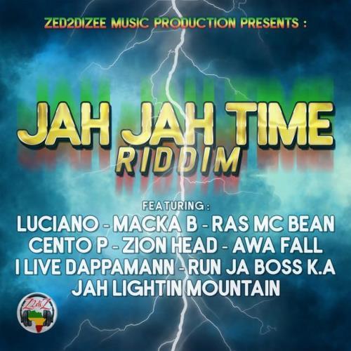 Jah Jah Time Riddim (2021)