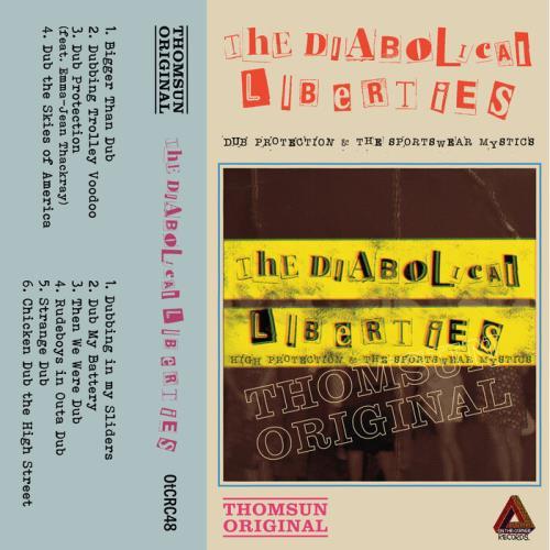 The Diabolical Liberties - Dub Protection & The Sportswear Mystics (2021)