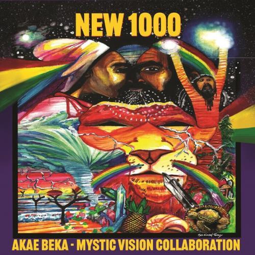Akae Beka - New 1000 (2021)