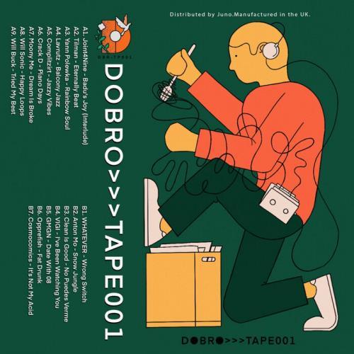 DOBRO Tape 001 (2021)
