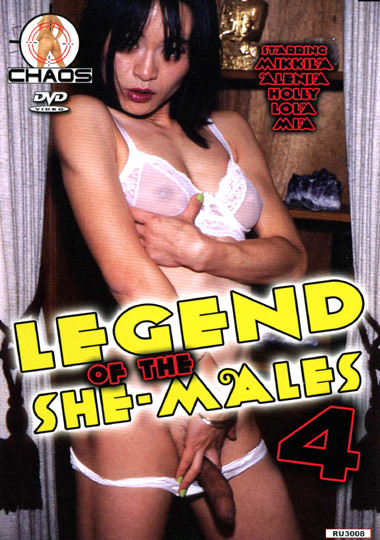 Legend Of The She-Males 4 (2002)