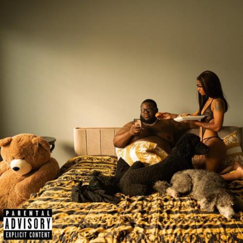 Bfb Da Packman - Fat Niggas Need Love Too (2021)