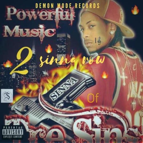 Sinna Row - Powerful Music 2 (2021)