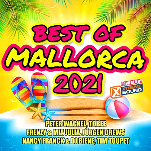 Best of Mallorca 2021 (Powered by Xtreme Sound) (2021)