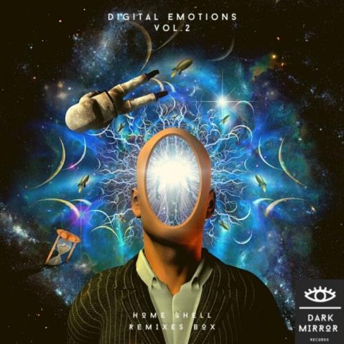 Home Shell - Digital Emotions, Vol. 2 (2021) FLAC