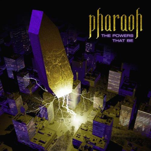 Pharaoh - The Powers That Be (2021)