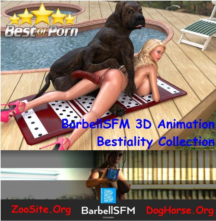 BarbellSFM Cover - BarbellSFM 3D Animation - Bestiality Porn Toons