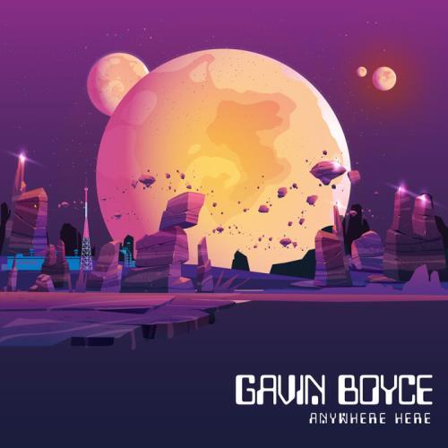 Gavin Boyce - Anywhere Here (2021)