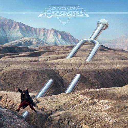 Gaspard Auge - Escapades (2021)