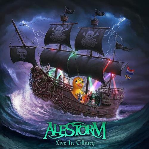 Alestorm - Live In Tilburg (2021) FLAC