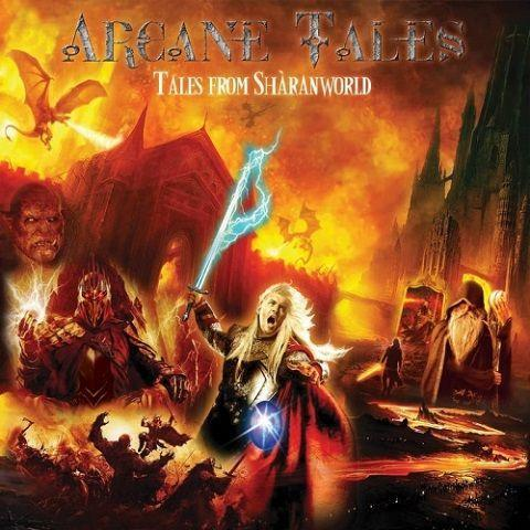 Arcane Tales - Tales from Sharanworld (2021) FLAC