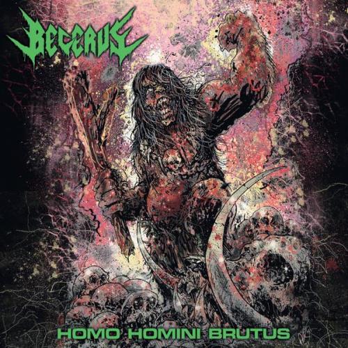 Becerus - Homo Homini Brutus (2021) FLAC