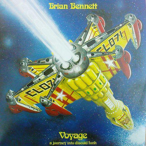 Brian Bennett - Voyage: A Journey Into Discoid Funk (2021) FLAC