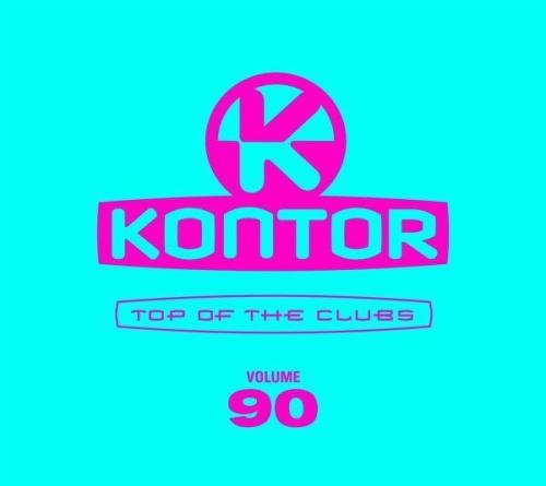 Kontor Top Of The Clubs Vol. 90 (4CD) (2021)