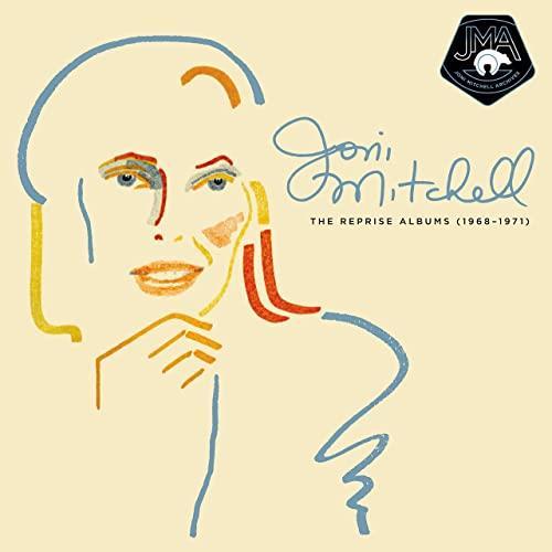 Joni Mitchell - The Reprise Albums (1968-1971) (2021)