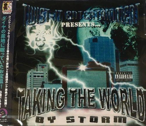 Twist-It Entertainment presents - Taking The World By Storm (2021)