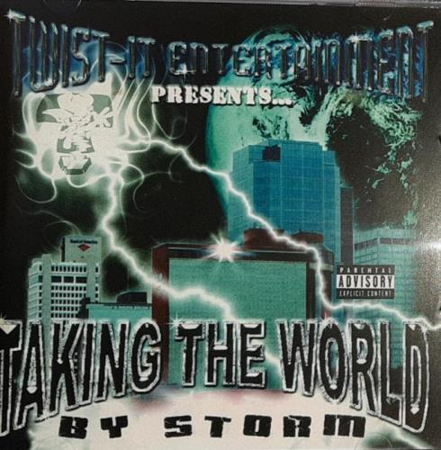 Taking The World By Storm (2021) FLAC