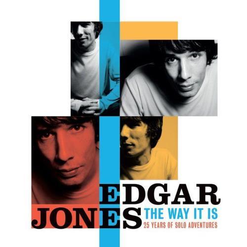 Edgar Jones - The Way It Is: 25 Years Of Solo Adventures (2021)