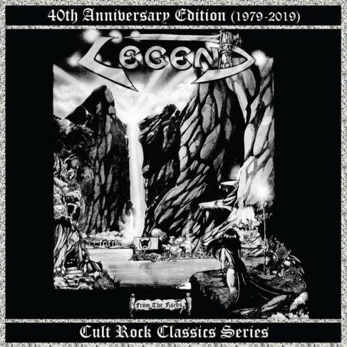 Legend - Legend  40th Anniversary Edition (2021) FLAC