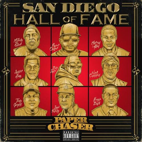 Paper Chaser - San Diego Hall of Fame (2021)