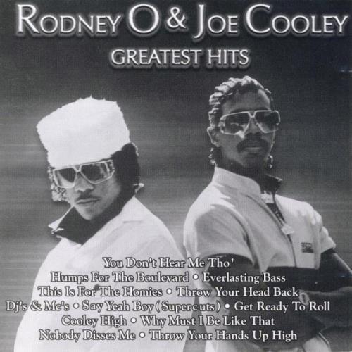 Rodney O and Joe Cooley - Greatest Hits (2021)
