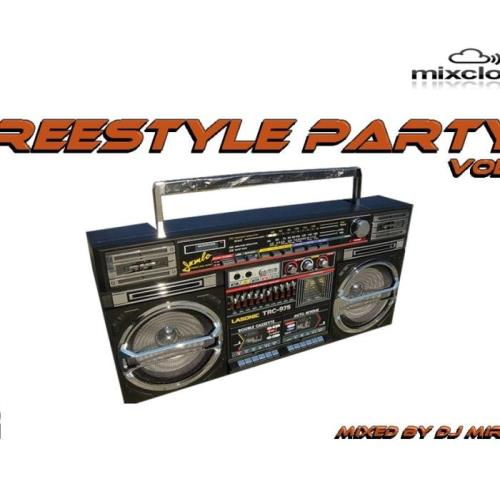 Freestyle Party Vol.1 (Mixed By DJ Miray) (2021)