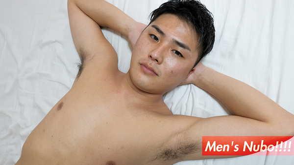 [Men's Nubo!!!!] NV-187 24歳・会社員!!謙虚で一途、でも身体はエロシコい。恥ずかしがりながらも欲望にあらがえずに…