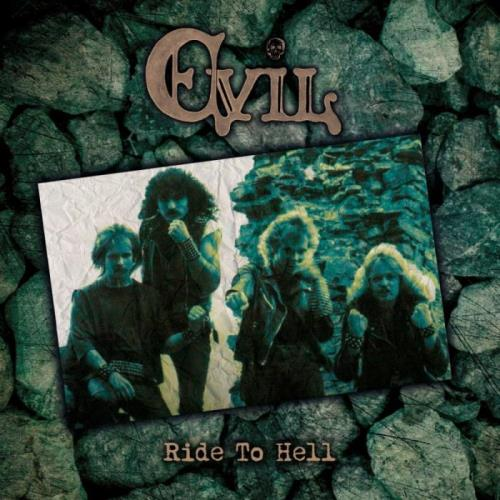 Evil - Ride To Hell (2021) FLAC