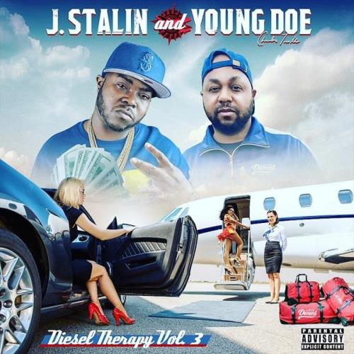 J. Stalin & Young Doe - Diesel Therapy 3 (2021)