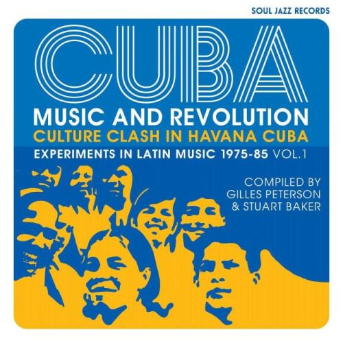 Cuba Music and Revolution (Experiments in Latin Music 1975-85) (2021) FLAC