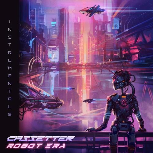 Cassetter - Robot Era (Instrumentals) (2021)