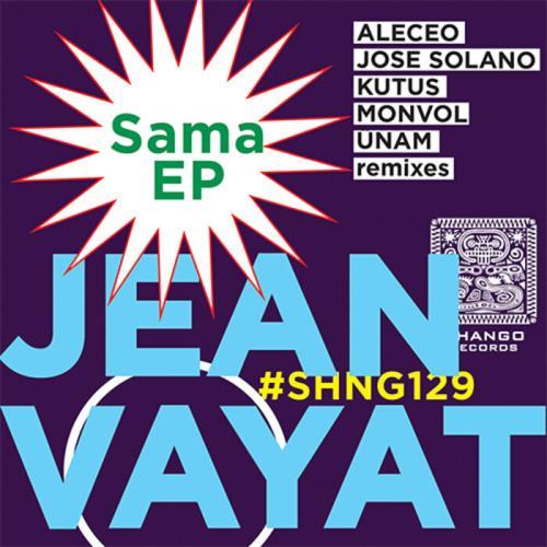 Jean Vayat - Sama EP (2021)