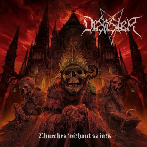 Desaster - Churches Without Saints (2021) FLAC