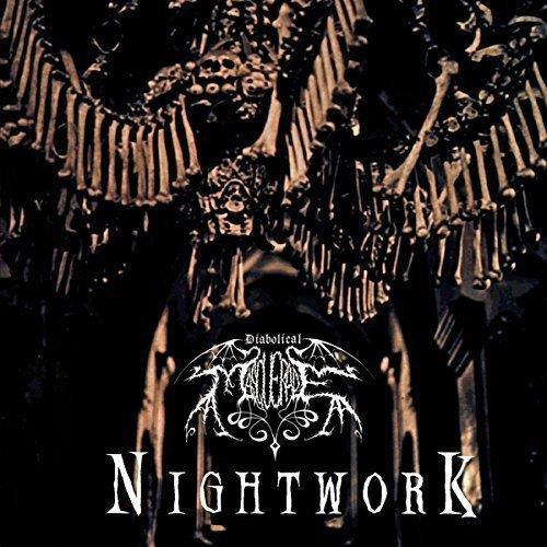 Diabolical Masquerade - Nightwork (2021) FLAC