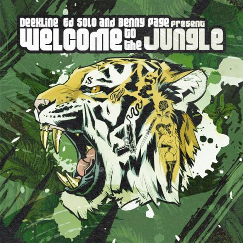 Benny Page, Deekline & Ed Solo present: Welcome To The Jungle (2021)