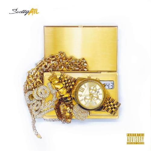 Scotty ATL - Trappin Gold (2021)