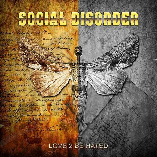 Social Disorder - Love 2 Be Hated (2021) FLAC