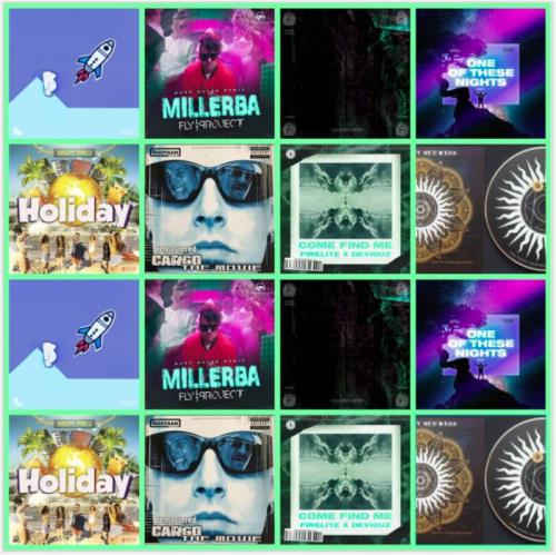 Beatport Music Releases Collection Chart 2877 (2021)
