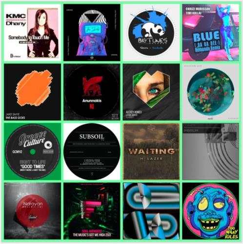 Beatport Music Releases Collection Chart 2869 (2021)